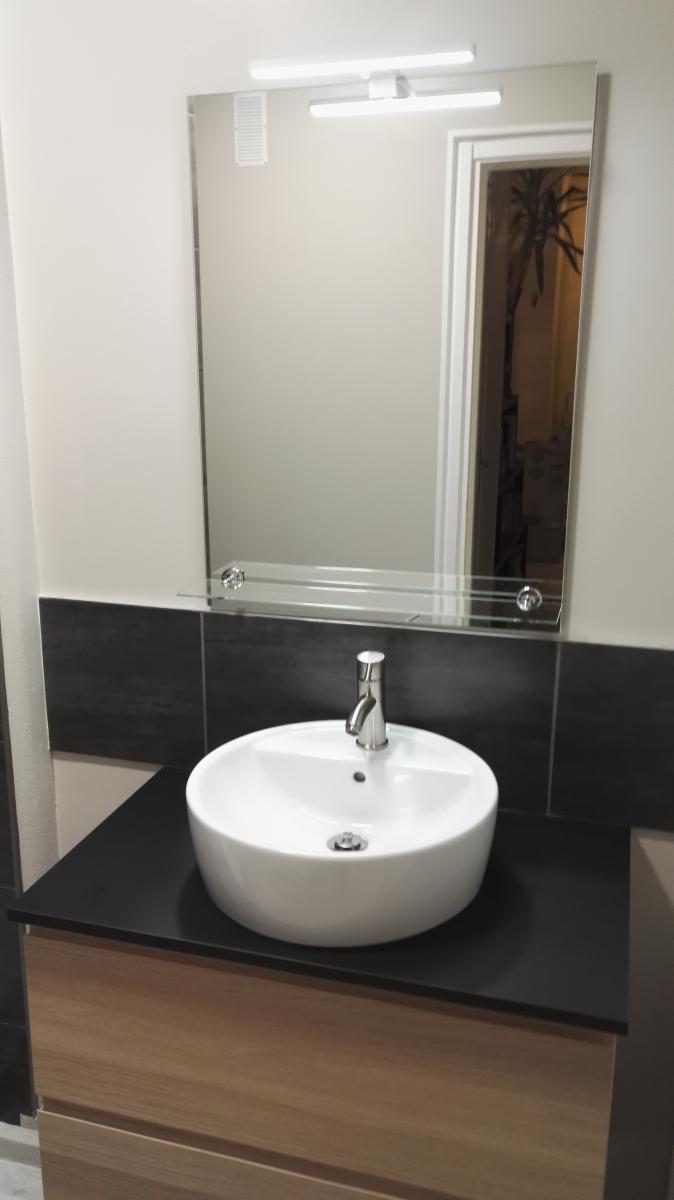 Rénovation d'une Salle de bain à Thiais (94) by Toochevoo